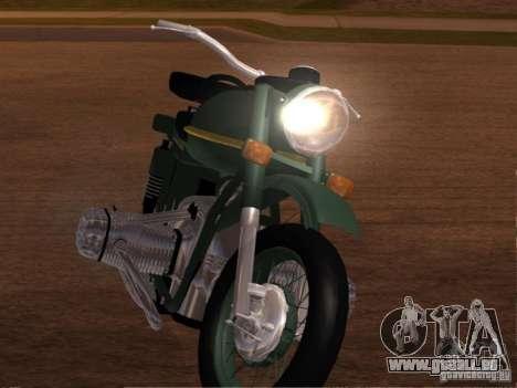 Ural m-67 36 für GTA San Andreas