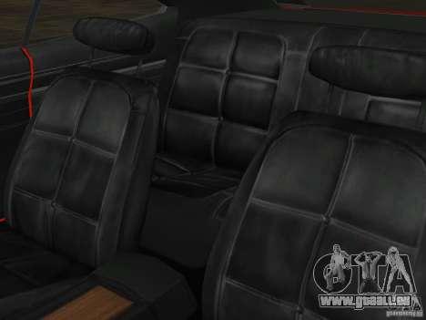 Dodge Charger 426 R/T 1968 v2.0 für GTA Vice City Rückansicht