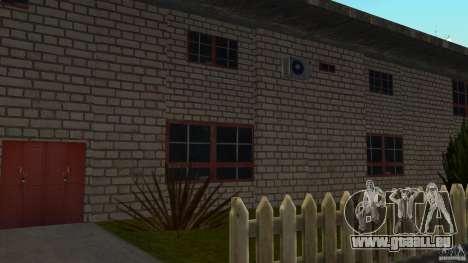 Deux-pièce pour GTA San Andreas troisième écran