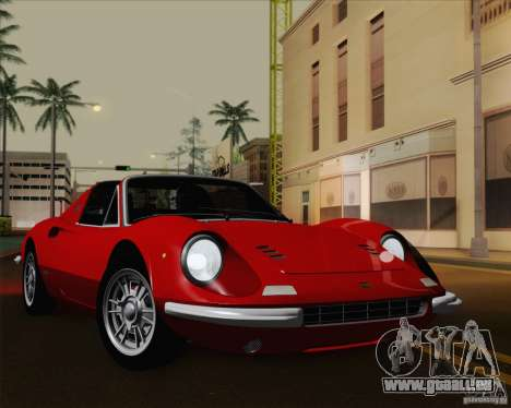 Ferrari 246 Dino GTS pour GTA San Andreas