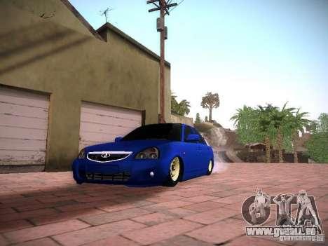VAZ Lada 2170 Priora pour GTA San Andreas