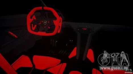 Lamborghini Sesto Elemento 2011 pour GTA 4 est un droit