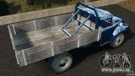 ZIL-431410 1986 v1. 0 für GTA 4 Unteransicht