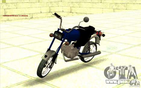 Moped: für GTA San Andreas