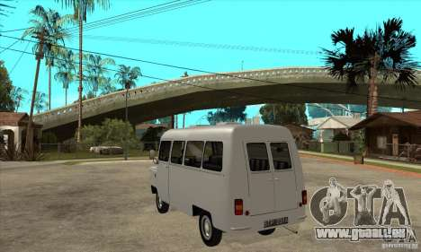 FSD Nysa 522 pour GTA San Andreas vue de droite
