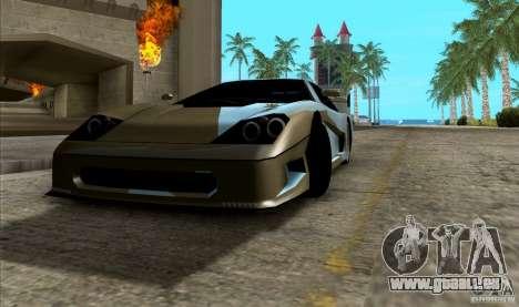 ENBseries by HunterBoobs v1.1 pour GTA San Andreas troisième écran