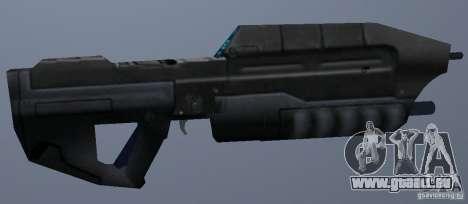 MA5B-Sturmgewehr beta v.1.0 für GTA Vice City Screenshot her