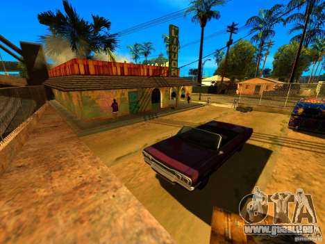 Mod Beber Cerveja V2 für GTA San Andreas siebten Screenshot