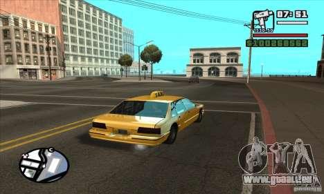 Enb Series HD v2 pour GTA San Andreas septième écran