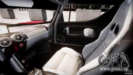 Ferrari FXX pour GTA 4 Vue arrière