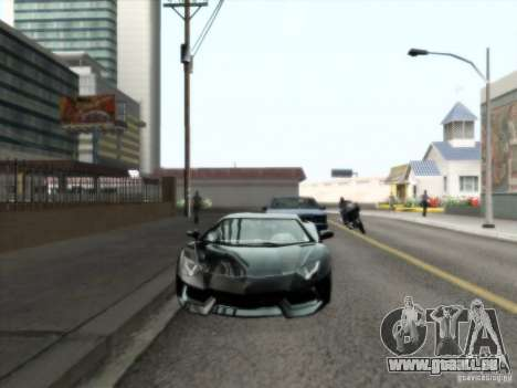 ENBSeries v1.3 pour GTA San Andreas deuxième écran