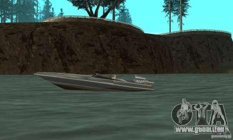 Tschilpjes Jetmax pour GTA San Andreas laissé vue