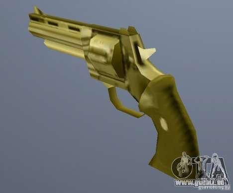 Gold Python für GTA Vice City zweiten Screenshot