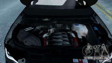 Audi A8 LED 2012 für GTA 4 Innen