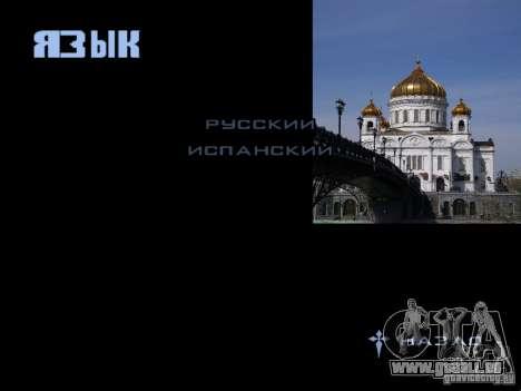 Écran de démarrage de Moscou pour GTA San Andreas huitième écran