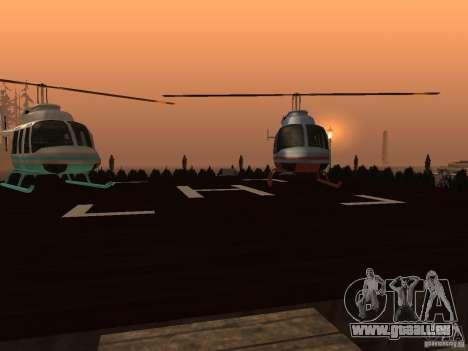 Club auf dem Wasser für GTA San Andreas siebten Screenshot
