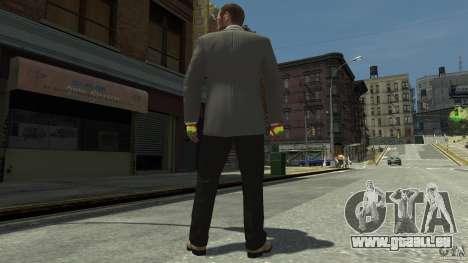 Adidas Rasta Gloves für GTA 4 dritte Screenshot