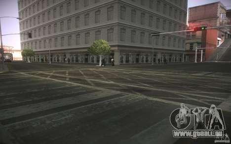 Route de HD v 2.0 finale pour GTA San Andreas sixième écran