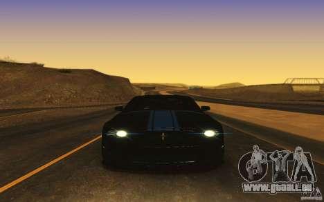 SA Illusion-S V2.0 pour GTA San Andreas cinquième écran