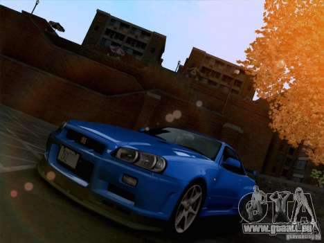 Realistic Graphics HD 3.0 für GTA San Andreas her Screenshot