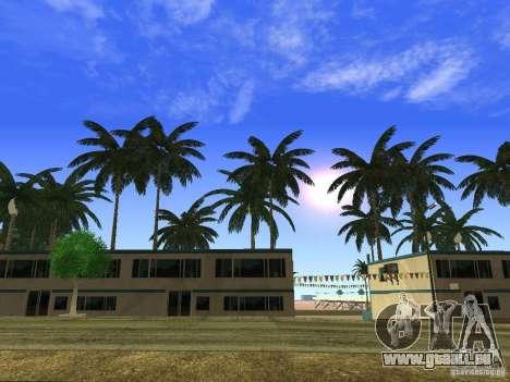 BM Timecyc v1.1 Real Sky pour GTA San Andreas troisième écran