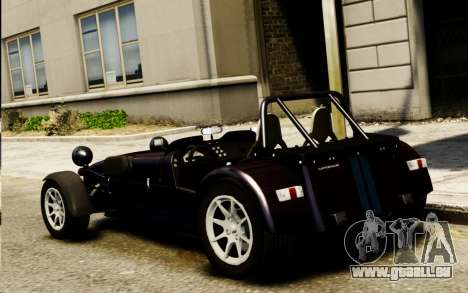 Caterham Superlight R500 v1.0 für GTA 4 linke Ansicht