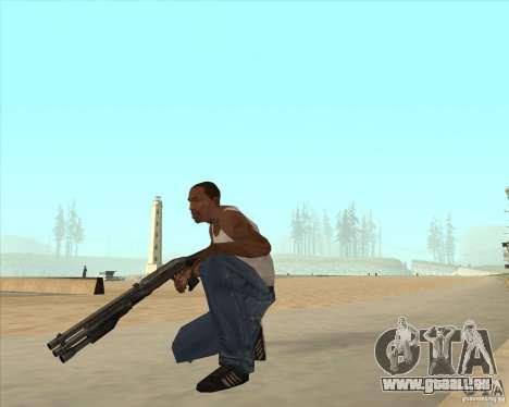 Benelli M3 Super 90 pour GTA San Andreas