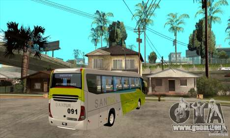 Marcopolo Viaggio G7 1050 Santur für GTA San Andreas rechten Ansicht
