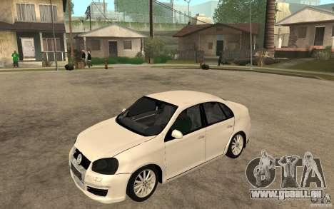 Volkswagen Jetta 2008 pour GTA San Andreas