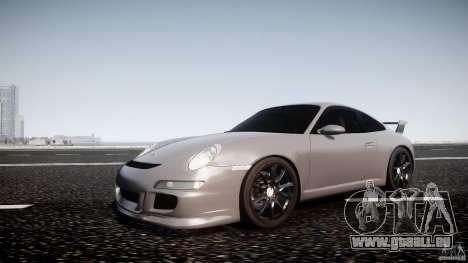 Porsche GT3 997 für GTA 4 linke Ansicht