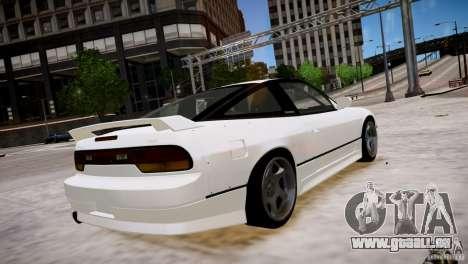 Nissan 240SX Drift für GTA 4 rechte Ansicht