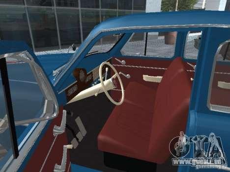 Moskvitsch 410 4 x 4 für GTA San Andreas Rückansicht