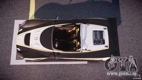 Lotus 2-11 für GTA 4 rechte Ansicht