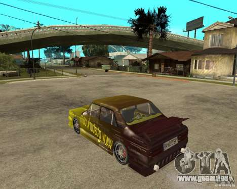 Anadol GtaTurk Drift Car für GTA San Andreas linke Ansicht