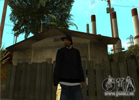 Ice Cube pour GTA San Andreas