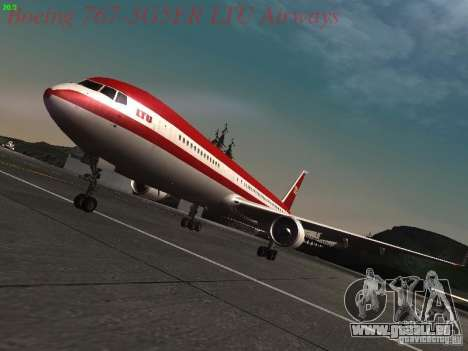 Boeing 767-3G5ER LTU Airways für GTA San Andreas