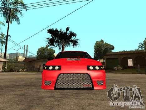 Lada 2112 GTS Sprut pour GTA San Andreas vue de droite