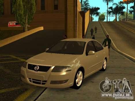 Nissan Almera Classic pour GTA San Andreas