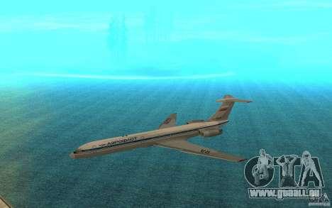 Aeroflot Il-62 m pour GTA San Andreas