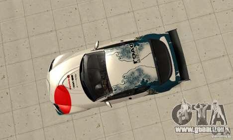 Mazda RX-8 NFS ProStreet für GTA San Andreas rechten Ansicht