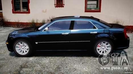 Chrysler 300C SRT8 Tuning für GTA 4 linke Ansicht