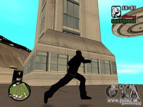 Haus 4 Kadetten aus dem Spiel Star Wars für GTA San Andreas sechsten Screenshot