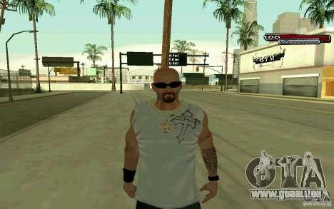 Mexican Drug Dealer pour GTA San Andreas troisième écran