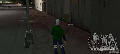 Gangnam Style für GTA Vice City zweiten Screenshot