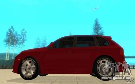 Wheel Mod Paket pour GTA San Andreas quatrième écran
