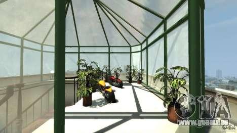 The Lost and Damned Bikes Lycan für GTA 4 rechte Ansicht