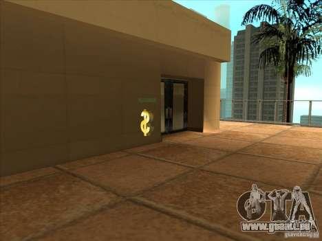 Affaires juridiques Cidžeâ pour GTA San Andreas cinquième écran