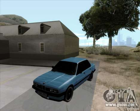 BMW M3 E30 323i street pour GTA San Andreas