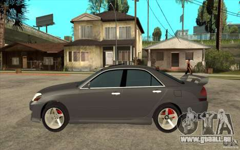 TOYOTA MARK II RY pour GTA San Andreas laissé vue