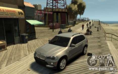 BMW X5 E70 Chrome für GTA 4